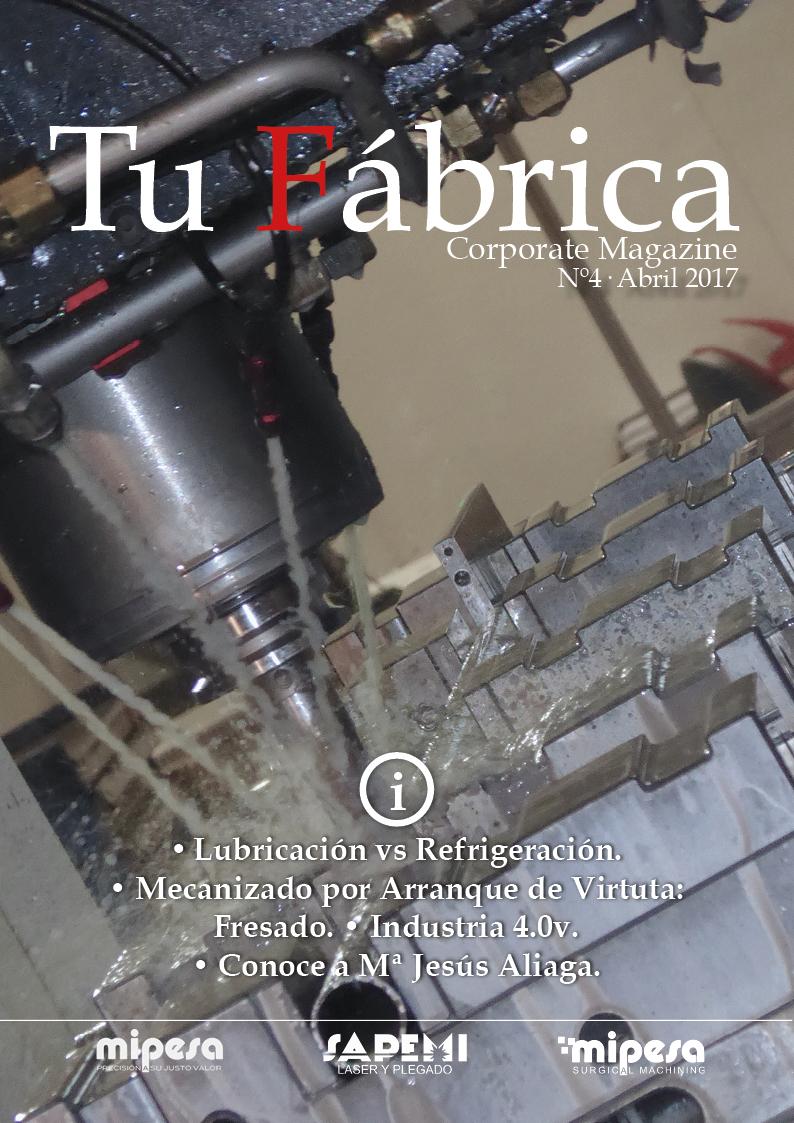 Magazine Corporativo Mipesa Mecanizado