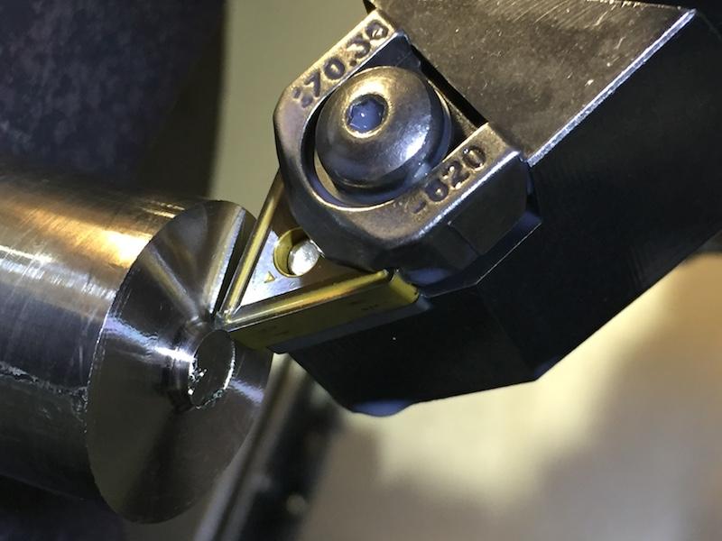 Optimizacion de herramientas en el proceso de mecanizado