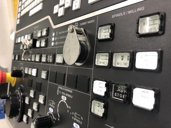 Precision en mecanizado cnc, la máquina