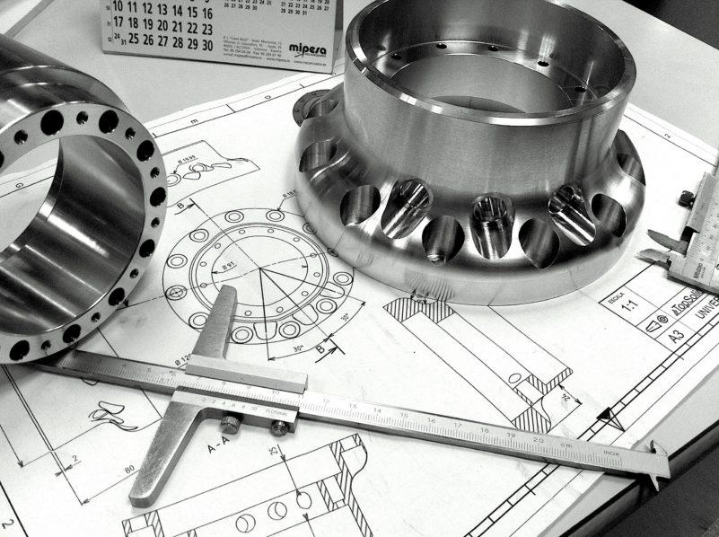 Reducción de costes de mecanizado desde el diseño