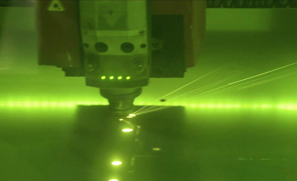 corte por laser de fibra