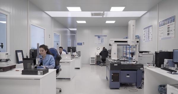 Fabricacion de dispositivos medicos