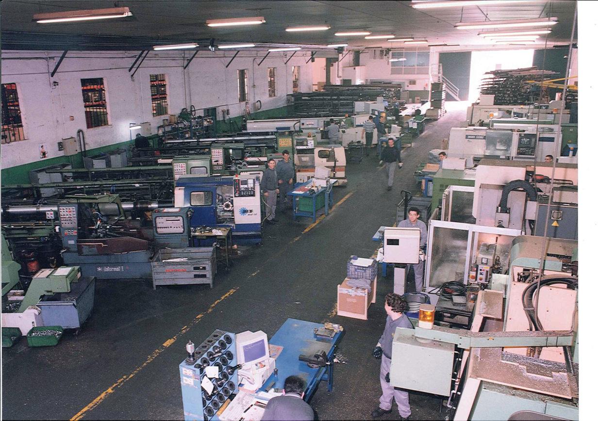 optimizacion de procesos de mecanizado