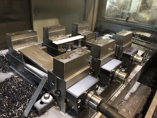 mordazas de precision para mecanizado cnc