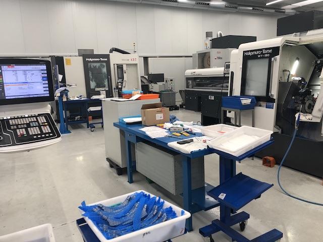 Taller de Mecanizado o Empresa de mecanizado