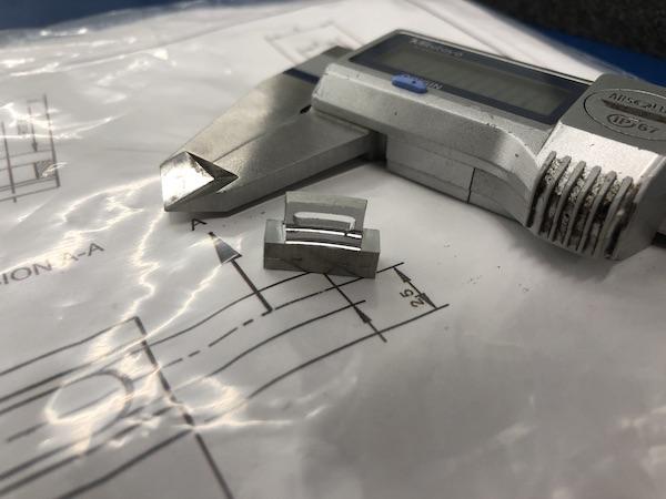 precision en mecanizado cnc