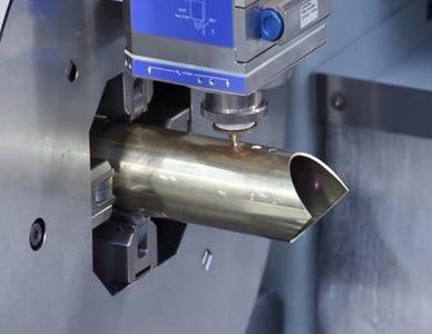 detalle Corte laser tubo