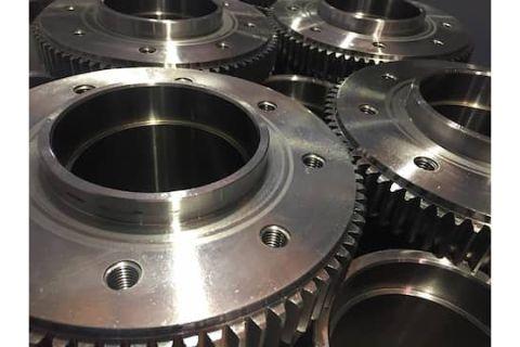 Fabricación de repuestos industriales en general
